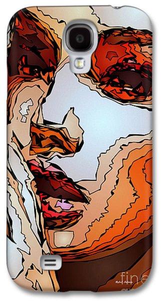 Female Expressions Viii Galaxy S4 Case
