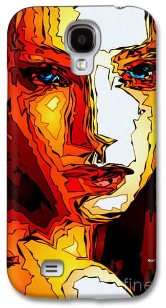 Female Tribute II Galaxy S4 Case