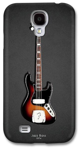 Guitar Galaxy S4 Case - Fender Jazzbass 74 by Mark Rogan