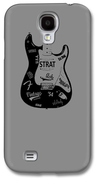 Fender Stratocaster 54 Galaxy S4 Case by Mark Rogan