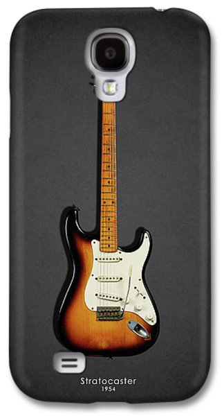 Guitar Galaxy S4 Case - Fender Stratocaster 54 by Mark Rogan
