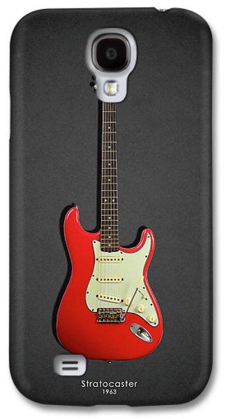 Guitar Galaxy S4 Case - Fender Stratocaster 63 by Mark Rogan