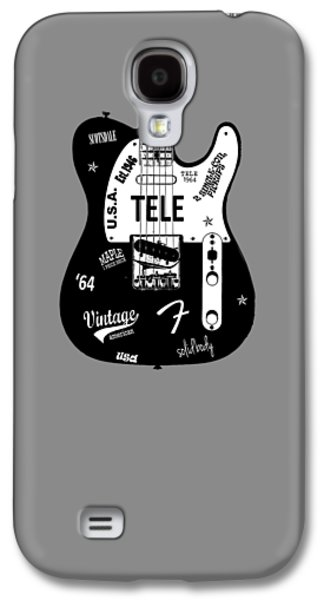 Fender Telecaster 64 Galaxy S4 Case