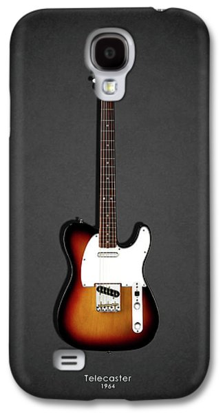 Guitar Galaxy S4 Case - Fender Telecaster 64 by Mark Rogan