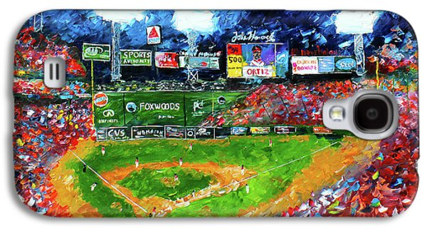Fenway Park Galaxy S4 Case by Kevin Brown