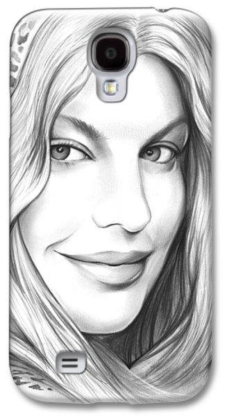 Fergie Galaxy S4 Case by Greg Joens