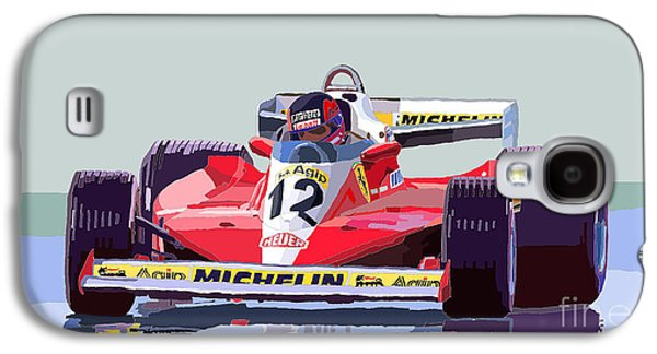 Ferrari 312 T3 1978 Canadian Gp Galaxy S4 Case
