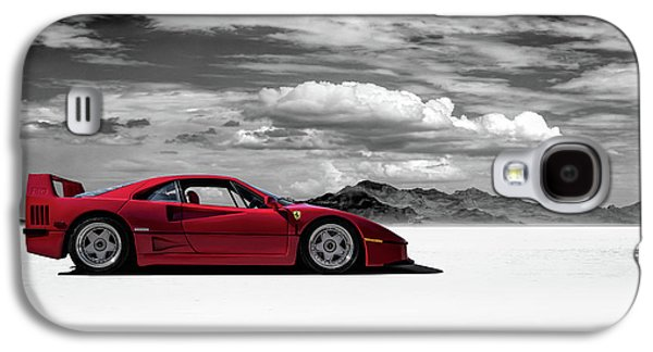 Ferrari F40 Galaxy S4 Case by Douglas Pittman