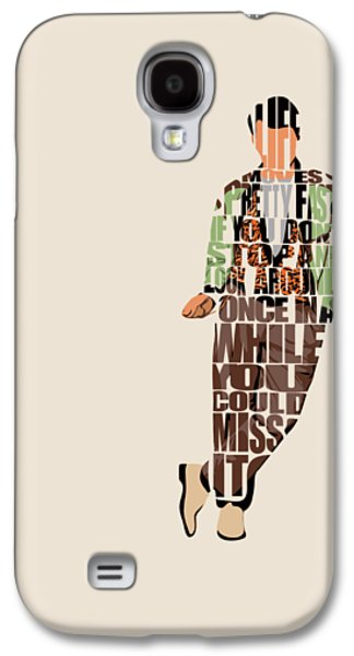 Ferris Bueller's Day Off Galaxy S4 Case