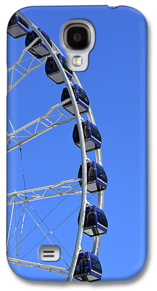 Ferris Wheel At Navy Pier, Chicago No. 1 Galaxy S4 Case by Sandy Taylor