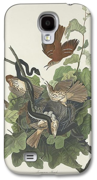 Ferruginous Thrush Galaxy S4 Case