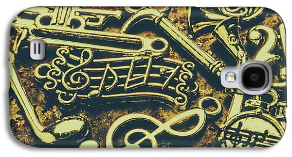 Trombone Galaxy S4 Case - Festival Of Song by Jorgo Photography - Wall Art Gallery