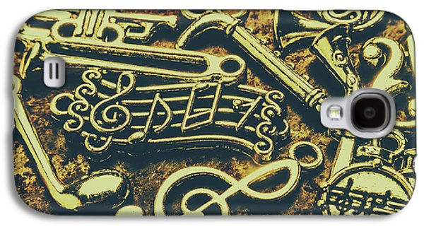 Saxophone Galaxy S4 Case - Festival Of Song by Jorgo Photography - Wall Art Gallery