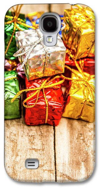Festive Greeting Gifts Galaxy S4 Case by Jorgo Photography - Wall Art Gallery