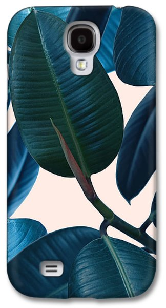 Ficus Elastica 2 Galaxy S4 Case by Mark Ashkenazi