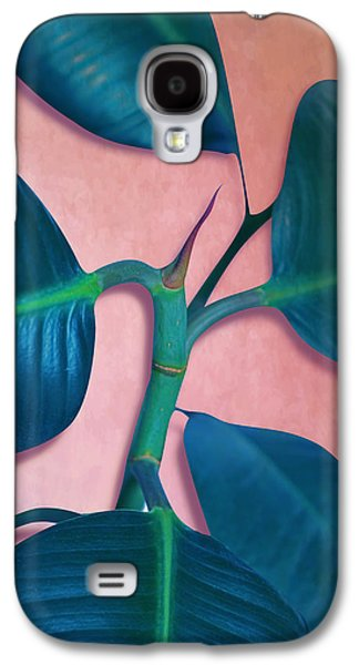 Ficus Elastica Galaxy S4 Case by Mark Ashkenazi