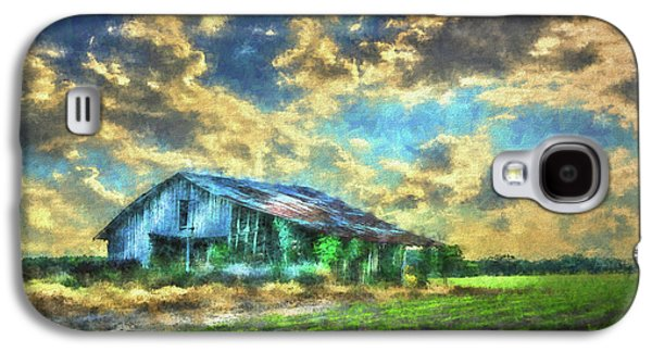 Field Of Green Galaxy S4 Case by Marvin Spates