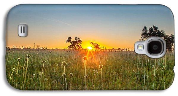 Fields Of Gold Galaxy S4 Case by Az Jackson