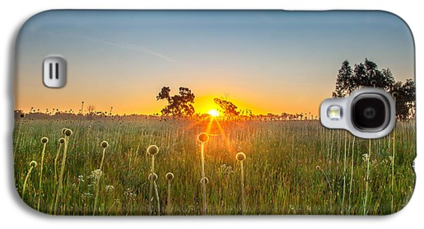 Fields Of Gold Galaxy S4 Case by Az Jackson