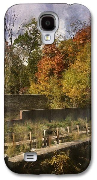 Fiery Autumn Galaxy S4 Case