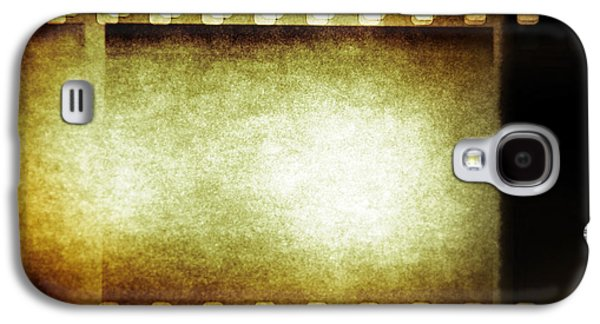 Filmstrip Galaxy S4 Case by Les Cunliffe