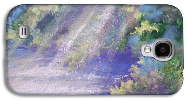 Filtered Light Galaxy S4 Case
