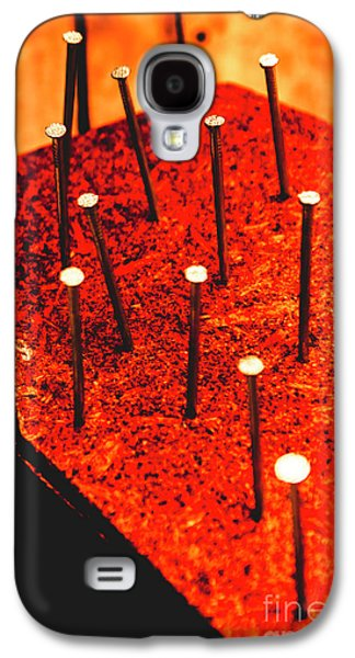 Final Nail In The Coffin Galaxy S4 Case