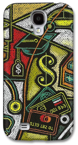 Finance And Medical Career Galaxy S4 Case by Leon Zernitsky