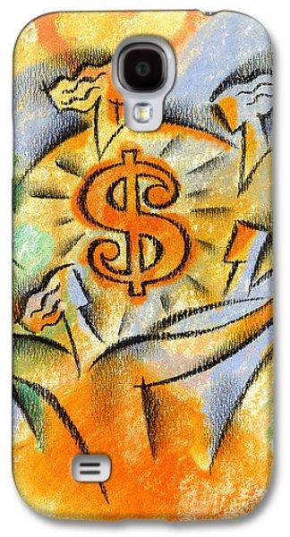 Financial Success Galaxy S4 Case