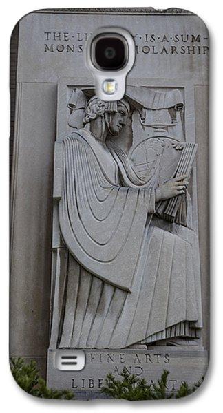 Fine Art Library Penn State  Galaxy S4 Case