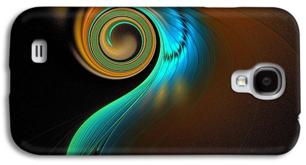 Fine Feathers Galaxy S4 Case