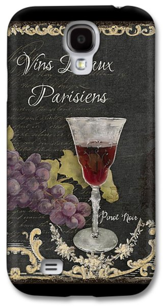 Fine French Wines - Vins Beaux Parisiens Galaxy S4 Case