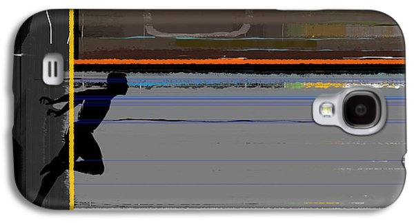 Olympics Galaxy S4 Cases - Finish 2 Galaxy S4 Case by Naxart Studio