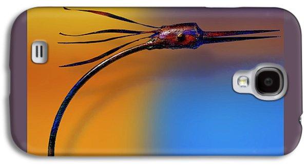 Fire Bird Galaxy S4 Case by Paul Wear