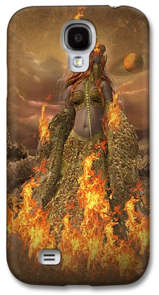 Fire - Elements Galaxy S4 Case
