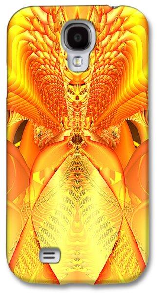 Fire Goddess Galaxy S4 Case