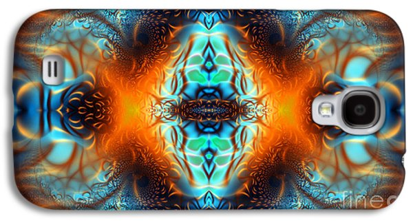 Fire Of Desire Galaxy S4 Case by Ian Mitchell