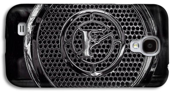 Fire Truck Siren Galaxy S4 Case by Bob Orsillo