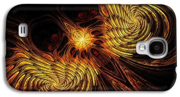 Firebird Galaxy S4 Case by John Edwards