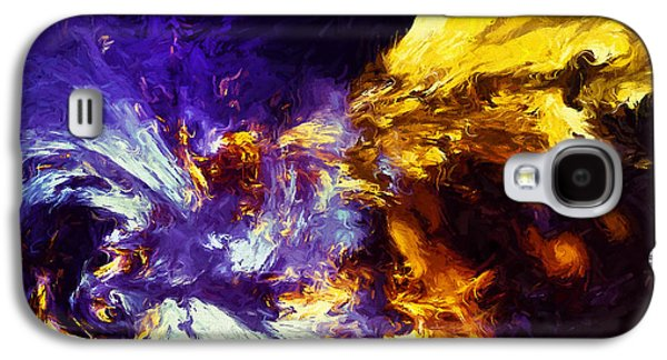 Firefly Abstract Galaxy S4 Case