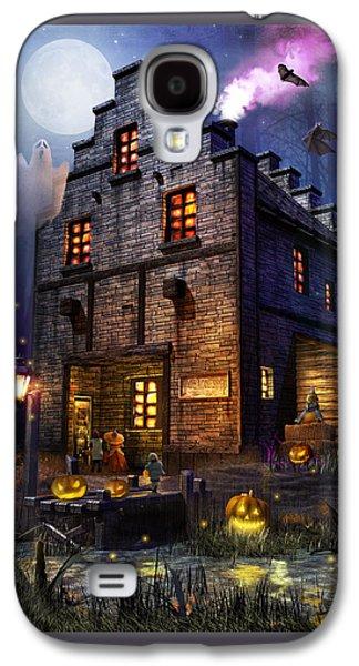 Firefly Inn Halloween Edition Galaxy S4 Case