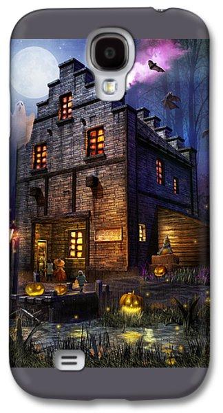 Firefly Inn Halloween Edition Galaxy S4 Case by Joel Payne