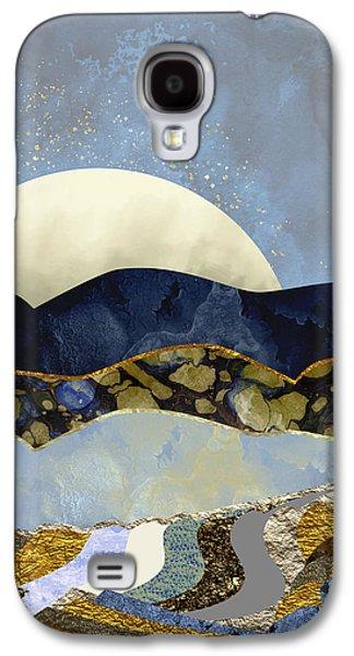 Landscapes Galaxy S4 Case - Firefly Sky by Katherine Smit