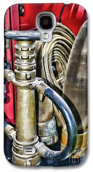 Fireman Its All About The Nozzle Galaxy S4 Case