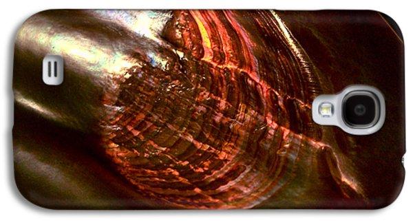 Firestorm Galaxy S4 Case by Rona Black