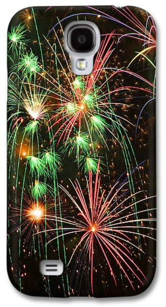 Fireworks 4th Of July Galaxy S4 Case