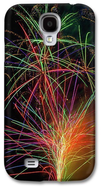 Fireworks Bursting In Sky Galaxy S4 Case