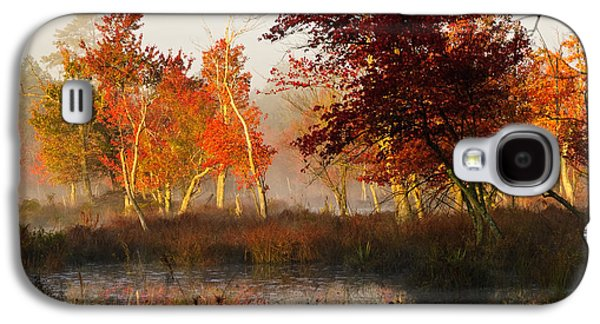 First Light At The Pine Barrens Galaxy S4 Case