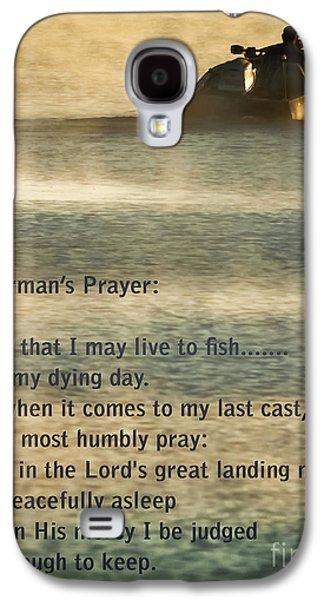 Nebraska Galaxy S4 Case - Fisherman's Prayer by Robert Frederick
