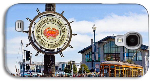 Fishermans Wharf - San Francisco Galaxy S4 Case
